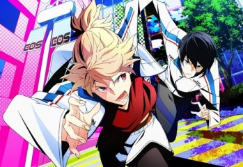 Anime Prince of stride alternative