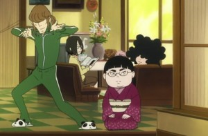 Anime princess jellyfish