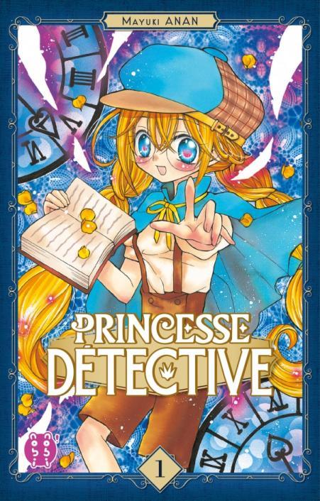 Princesse détective tome 1