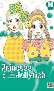Princess jellyfish tome 16