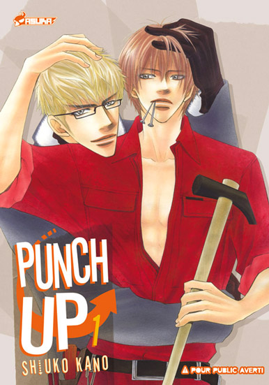 Punch Up Tome 1
