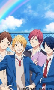 Anime Rainbow Days