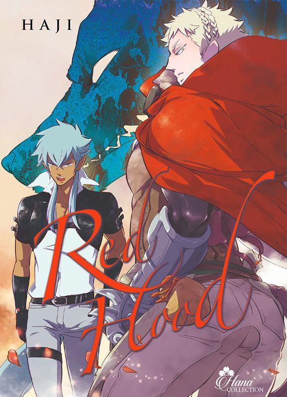 Red Hood manga