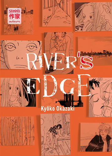 Manga River's edge