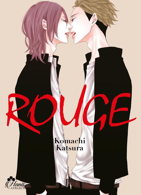 ROUGE manga