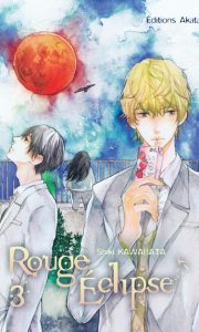 Rouge éclipse tome 3