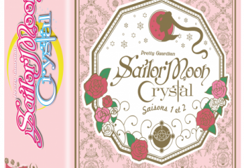 Sailor Moon Crystal DVD