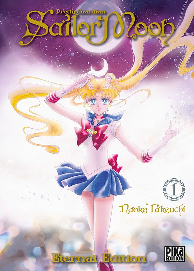 Sailor moon - Eternal edition tome 1