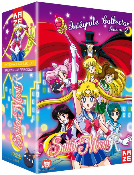 anime Sailor Moon R