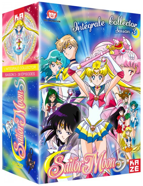 Saison 3 Sailor Moon