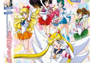 Sailor Moon Saison 5 Box 1