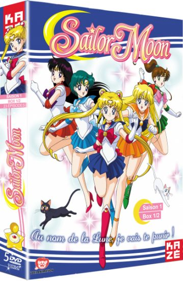 Coffret Sailor Moon