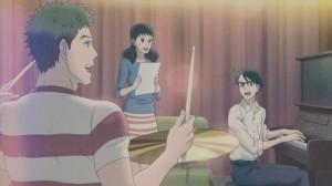 Sentarô, Ritsuko et Kaoru