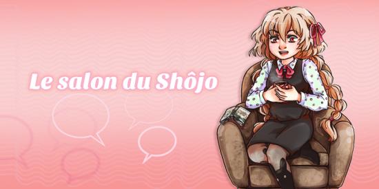 Aiko, la mascotte de Club Shôjo installée dans le salon shôjo