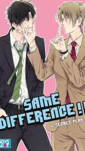 Same difference tome 6