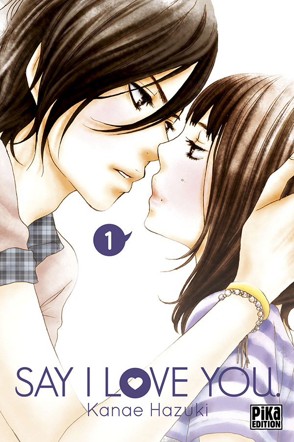 tome 1 Say I love you