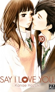 Say I love you 10