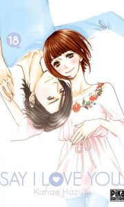 Say I love you tome 18