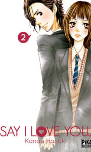 Say I love you tome 2