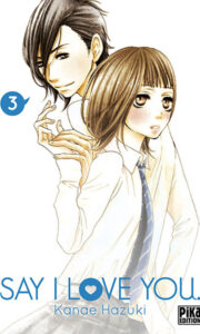 Say I love you tome 3