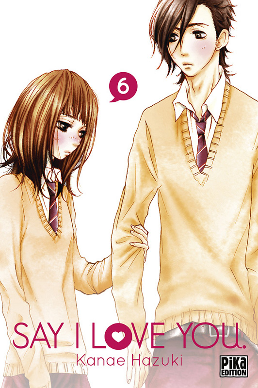 Say I love you tome 6