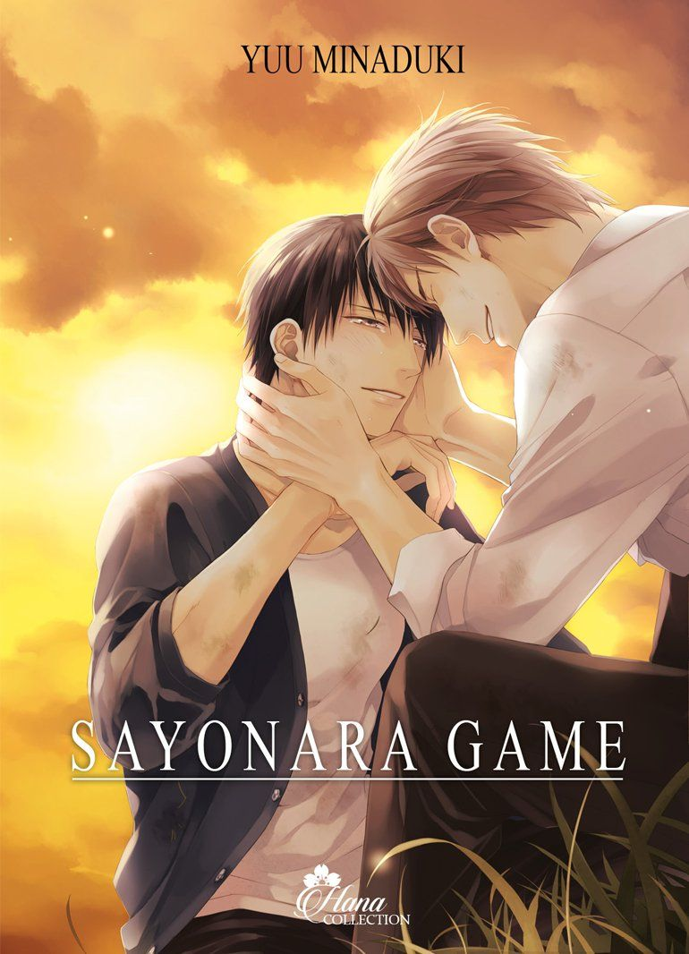 Couverture du one-shot Sayonara game