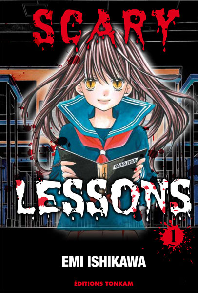 Scary lessons tome 1