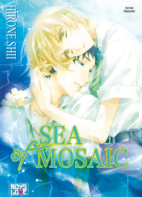 Manga Sea of Mosaic