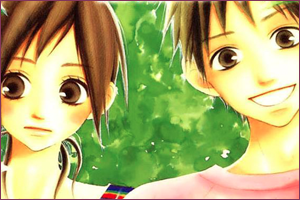 Couple du manga Seed of love