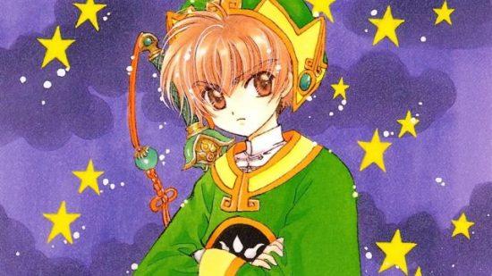 Shaolan de Cardcaptor Sakura