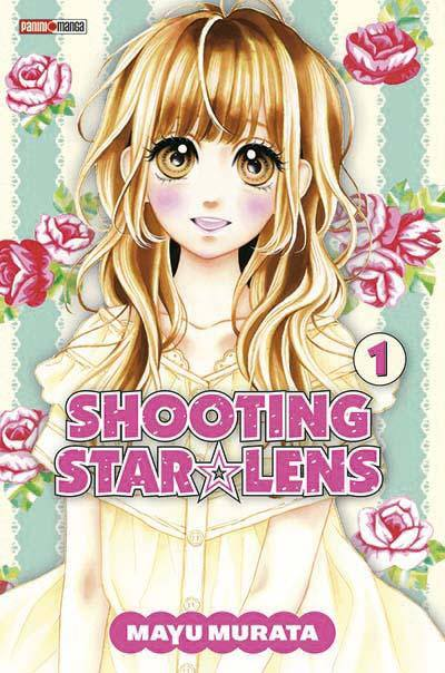 manga Shooting star lens
