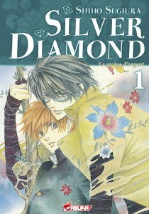 Silver diamond Tome 1