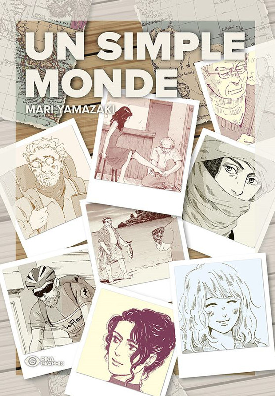 Un simple monde, manga