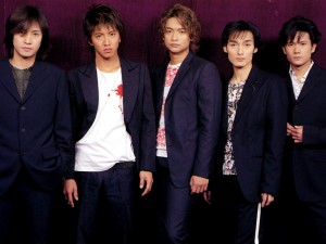 Groupe SMAP