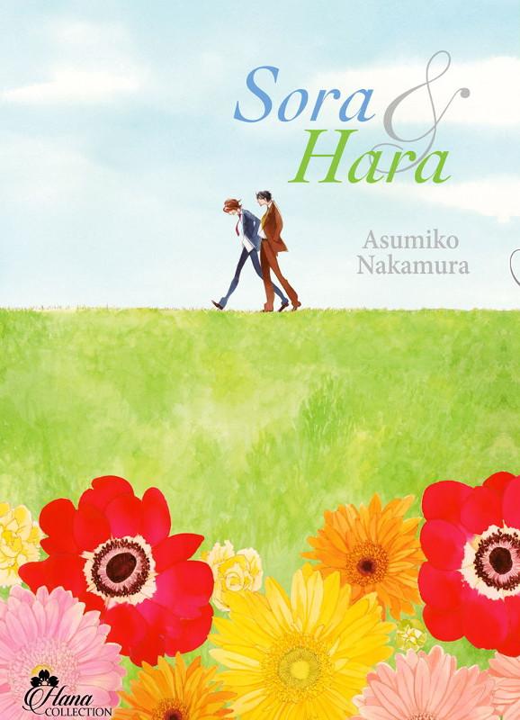 Sora & Hara manga