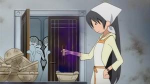 Special A, Hikari dans la cuisine