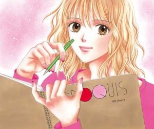 Sakura du manga Spicy Pink