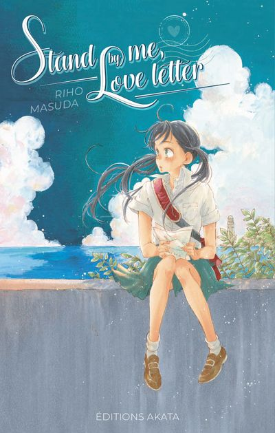 Couverture du one-shot Stand by me love letter