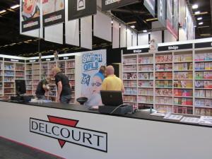 stand éditeur Japan expo 2013