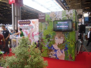 komikku japan expo 2013