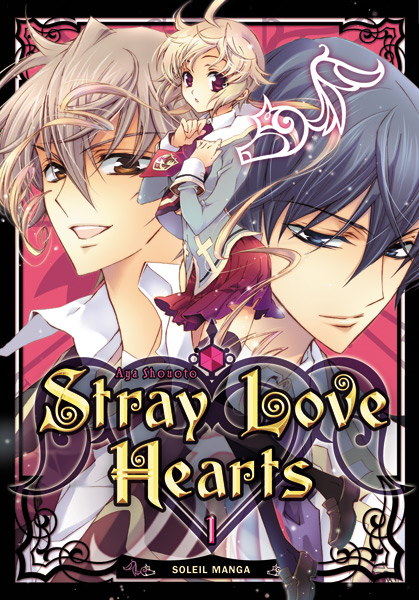 Manga stray love hearts tome 1