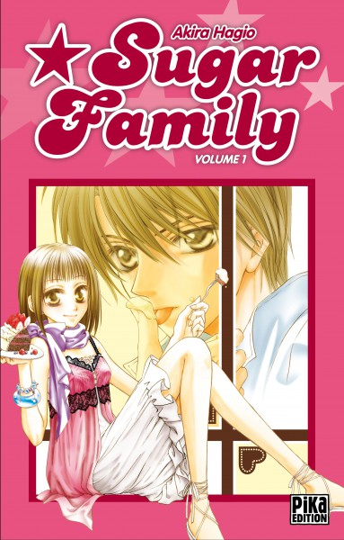 manga Sugar Family