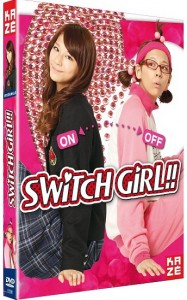 Switch Girl !! Drama