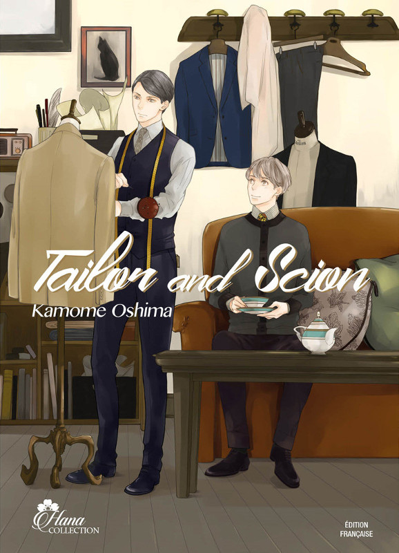 Tailor and Scion manga