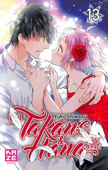 Takane & Hana tome 13