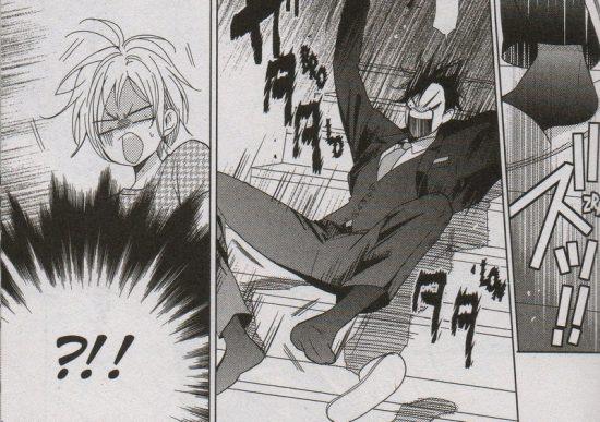 Takane tombe des escaliers
