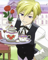 Tamaki Suou de Host Club
