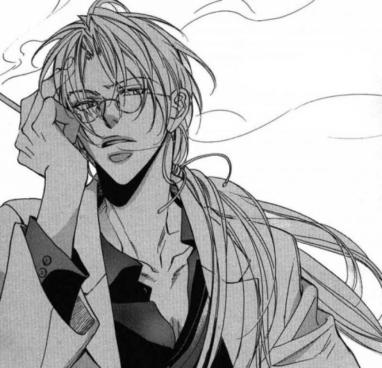 So ichi tatsumi - the tyrant who fall in love