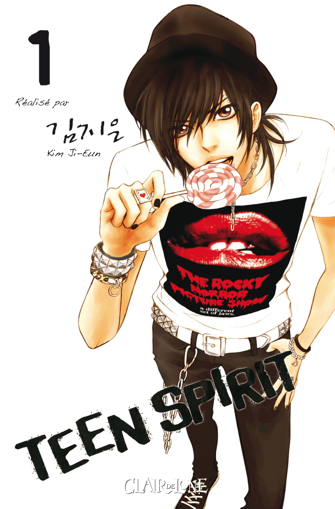 manhwa Teen Spirit