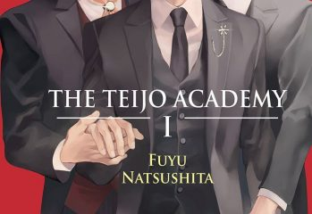 The Teijo academy tome 1